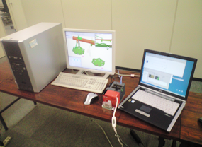 래더 프로그램의 검증 (PLC 연결).png